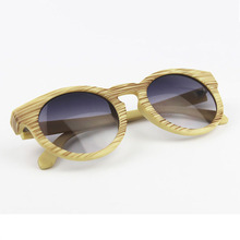 Fashion Vintage Imitation Wood Retro Cat Eye Sunglasses Women Lenses Sunglasses Women'S Glasses Valentine'S Day Gift