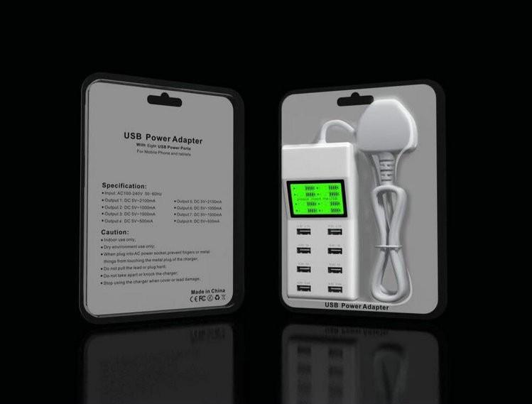 Universal-8-USB-Port-Display-Screen-US-EU-UK-Plug-Travel-AC-Power-Adapter-Socket-Smart (3)