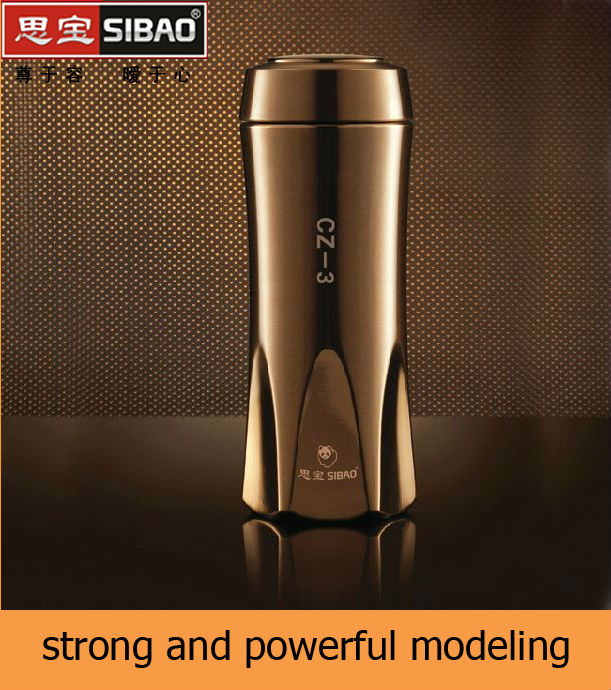 new style rocket modelling high quality 250ml 18/8 stainless steel vacuum flask office cup insulated mug(China (Mainland))