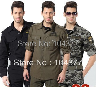Free shipping 2014 fashion Desert degital Camouflage suit tops Army Military uniform combat Airsoft uniform -Only jacket