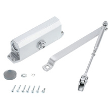 Access Control 65-85KG Door Closer Automatic Hydraulic Arm Door Closer Mechanical Speed Control(China (Mainland))