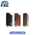 Original IJOY Limitless LUX 215W TC Box Mod Vape Support 18650 26650 Battery Mechanical Limitless Electronic