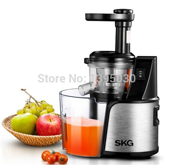New 2016 Slow Juicer Skg Stainless Steel Automatic