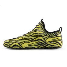 2019 Мужская обувь для бега по тепу; женские беговые кроссовки без клея; домашняя спортивная обувь для йоги; уличные Трекинговые прогулочные Т...(China)