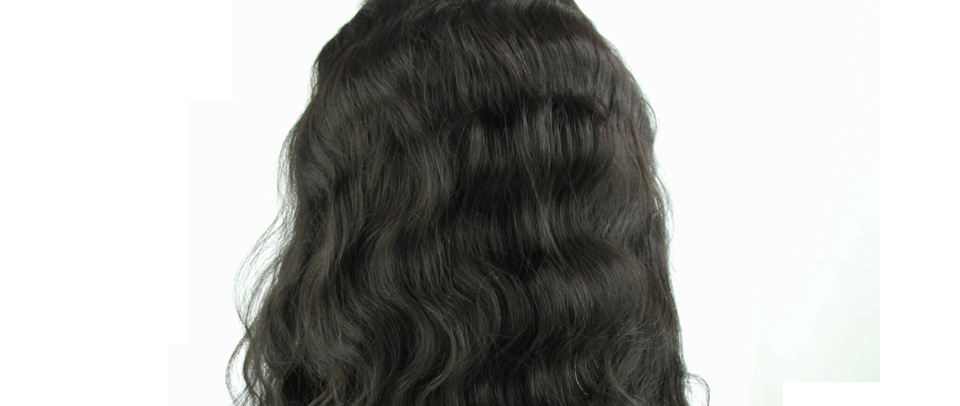 8A Glueless Full Lace Human Hair Wigs Peruvian Virgin Hair Body Wave Lace Front Human Hair Wigs For Black Women With Baby Hair