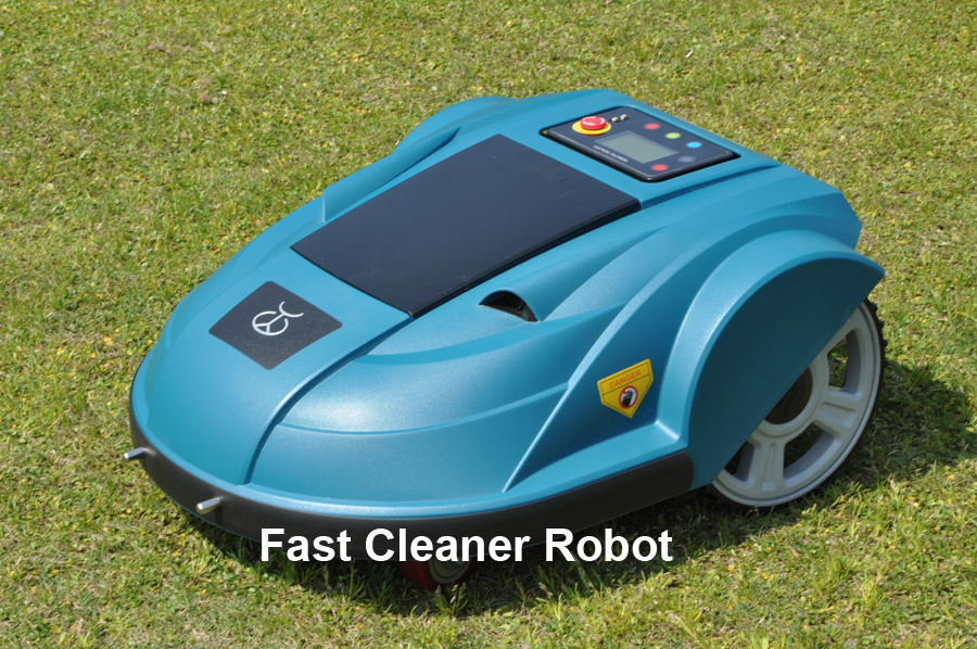 New Coming Robot Grass lawn Mower Garden Tool S510(Auto Recharge,Remote Control,Schedule,Range,Compass,Subarea function,CE&ROHS(China (Mainland))
