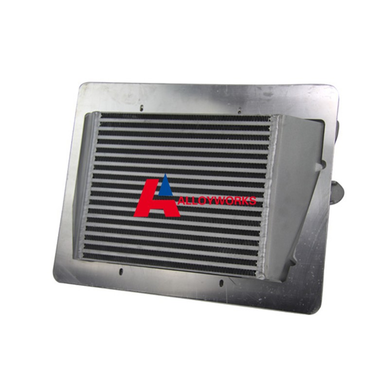 Aluminium Automobile Engines Cooling System