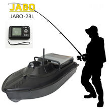 Updated JABO-2BL Boat Fish Finder 300M Remote Control Bait Boat Water Depth&Temperature Sonar detection tech(China (Mainland))