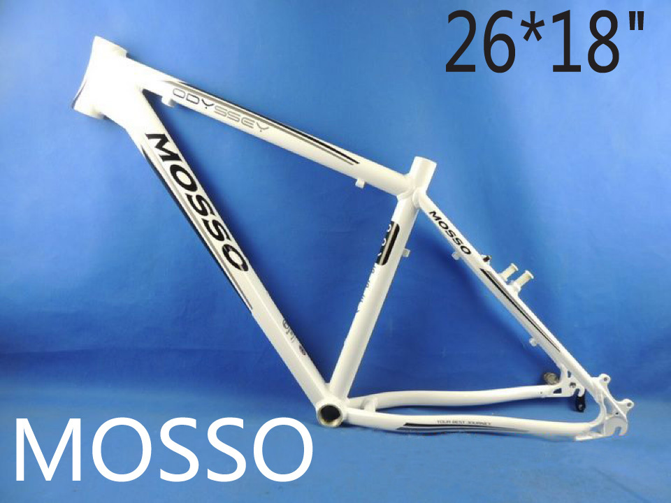 """New 2014 MOSSO Mountain Bike Aluminum Alloy road Bicycle Frame 26*18"""" Super light MTB wilier specialized Frame Free shipping(China (Mainland))"""