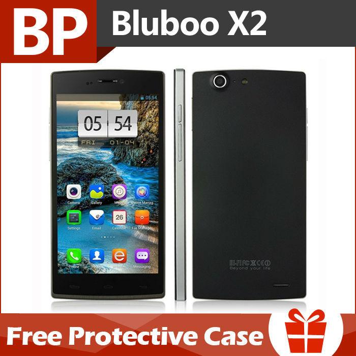 Мобильный телефон Bluboo X 2 5/hd Octa 4.4 MTK6592 1 16 13 WCDMA GPS Bluboo X2 мобильный телефон huawei 3 x pro g750 2 8 5 5 ips mtk6592 13 0mp wcdma