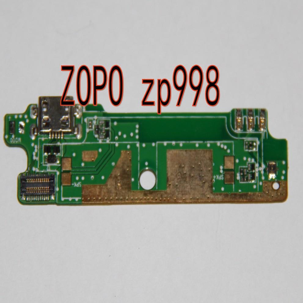 100% new original ZOPO zp998 / zp9520 phone plug USB charging port .ZOPOzp998 microphone