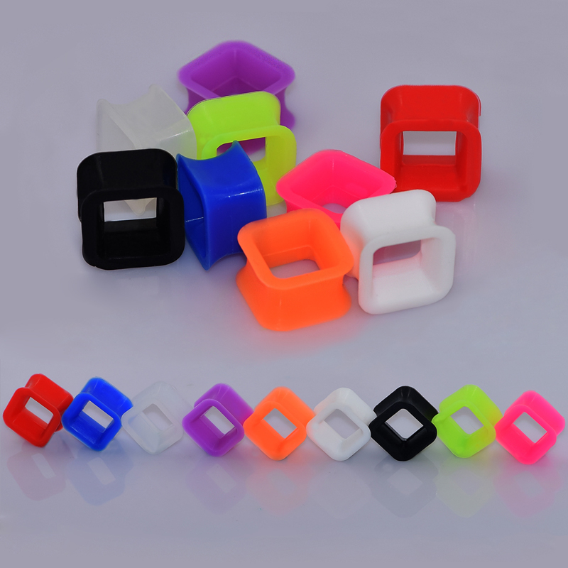 Square ear gauges reviews online shopping