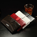 Phone wallet case For Samsung Galaxy Note 5 luxury flip cover Cases Soft Felling PU Leather