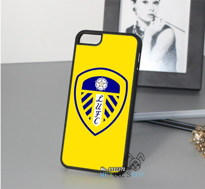 leeds united fashion original cell phone case cover for iphone 4 4S 5 5S 5C 6 6 plus 6s 6s plus &op3987(China (Mainland))