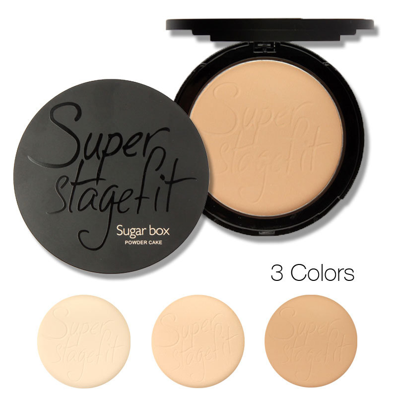 Sugar box New 2015 Fabulous Pressed Face Make up Powder ...