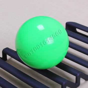 Подлинная Sanwa Зеленый Шар Верхнюю Ручку LB-35 (Mad Catz SF4 Турнира JLF Серии Джойстик Совместимый) по Sanwa Для PacMan-Зеленый