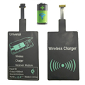 Micro Qi Universal Wireless Charger Receiver for Samsung for Android Mobile Phone Charging Adapter Receptor Thin