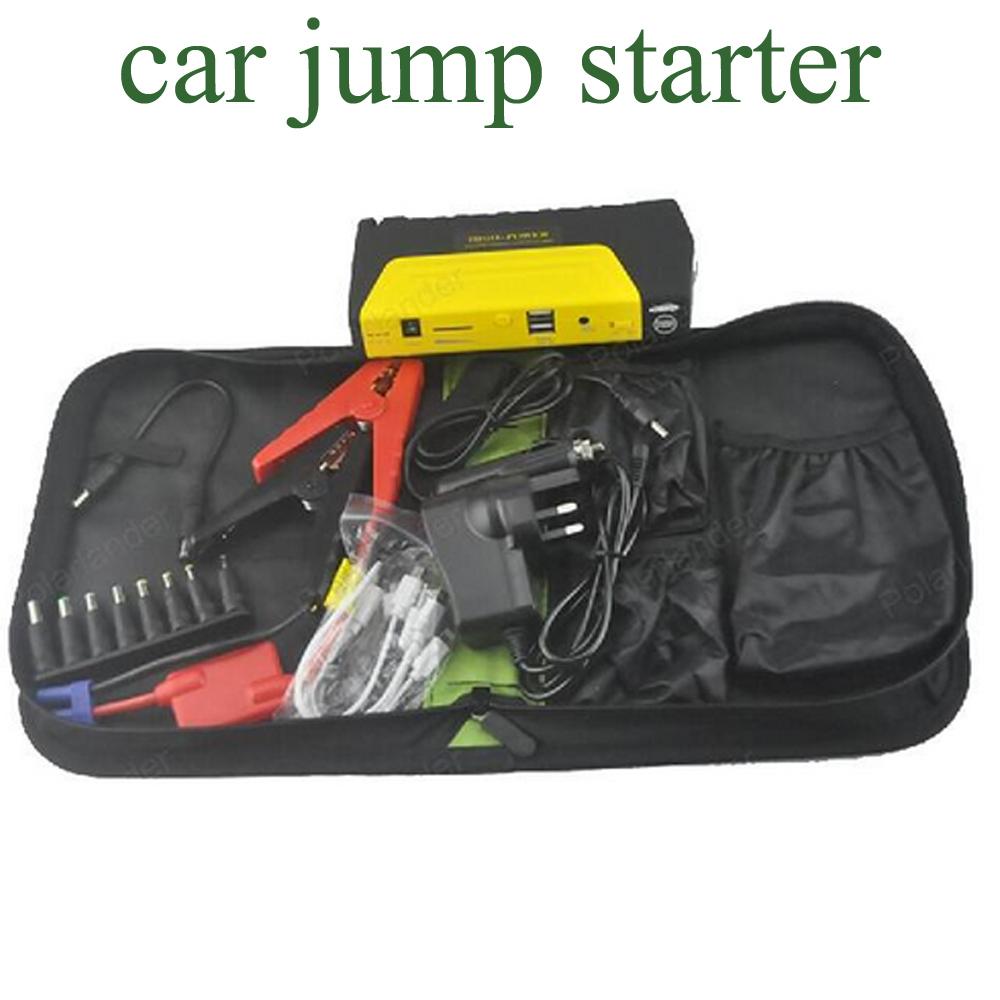 50800 mAh Car jump Starter Jumper Emergency Start Portable External Power Pack Charger Power Source Super power(China (Mainland))
