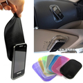 Desk Anti slip Sticky Pad Mat in Car for Gadgets Accessory car phone shelf antislip mat