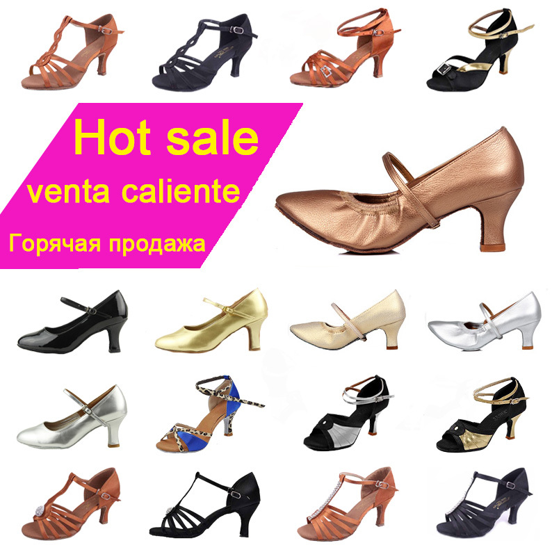 Great Discounts&Coupons!!/Brown 2014 Fashion High Heels Modern <font><b>Dance</b></font> <font><b>Shoes</b></font> for Ladies/Girls/Salsa&Tango/3 Colors