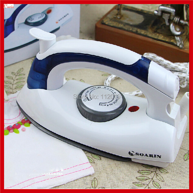 Usage Of Electric Irons ~ New mini portable foldable w electric steam iron travel