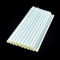 NEWACALOX 20Pcs Lot 11mm x 270mm Hot Melt Glue Sticks For Electric Glue Gun Craft Album