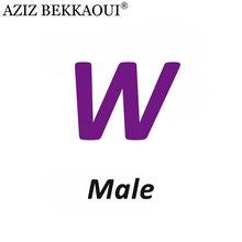 AZIZ BEKKAOUI 2019 Mùa Hè O-W Dropshipping Tình Yêu Vài Món Quà Trang Sức cho Phụ Nữ Người Đàn Ông Tình Yêu Trái Tim Đồ Trang Sức Valentine của Món Quà Ngày(China)