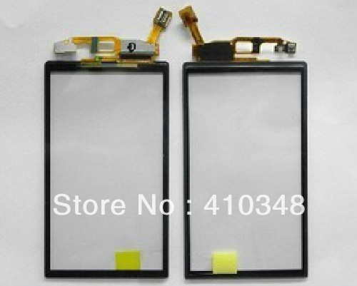20pcs/lot Touch Screen for Sony Ericsson Xperia Neo MT15a MT15i MT15 Digitizer Black free shipping by DHL EMS(China (Mainland))