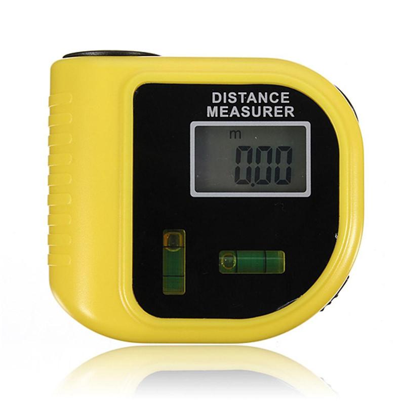 Handheld Laser Rangefinders Ultrasonic Distance Measurer Meter Range Finder Tape New Arrival High Quality(China (Mainland))