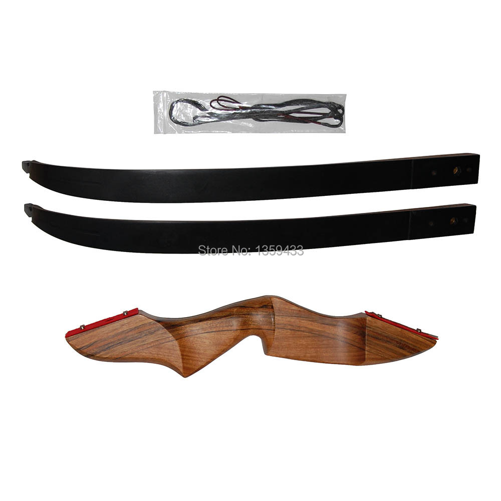 50lbs hunting bow fiberglass laminated wooden material take down bow hunter outdoor shooting hunting sport archery