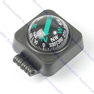 F85 Free Shipping 3pcs/lot New Auto Vehicle Navigating Adjustable Car Compass Ball(China (Mainland))