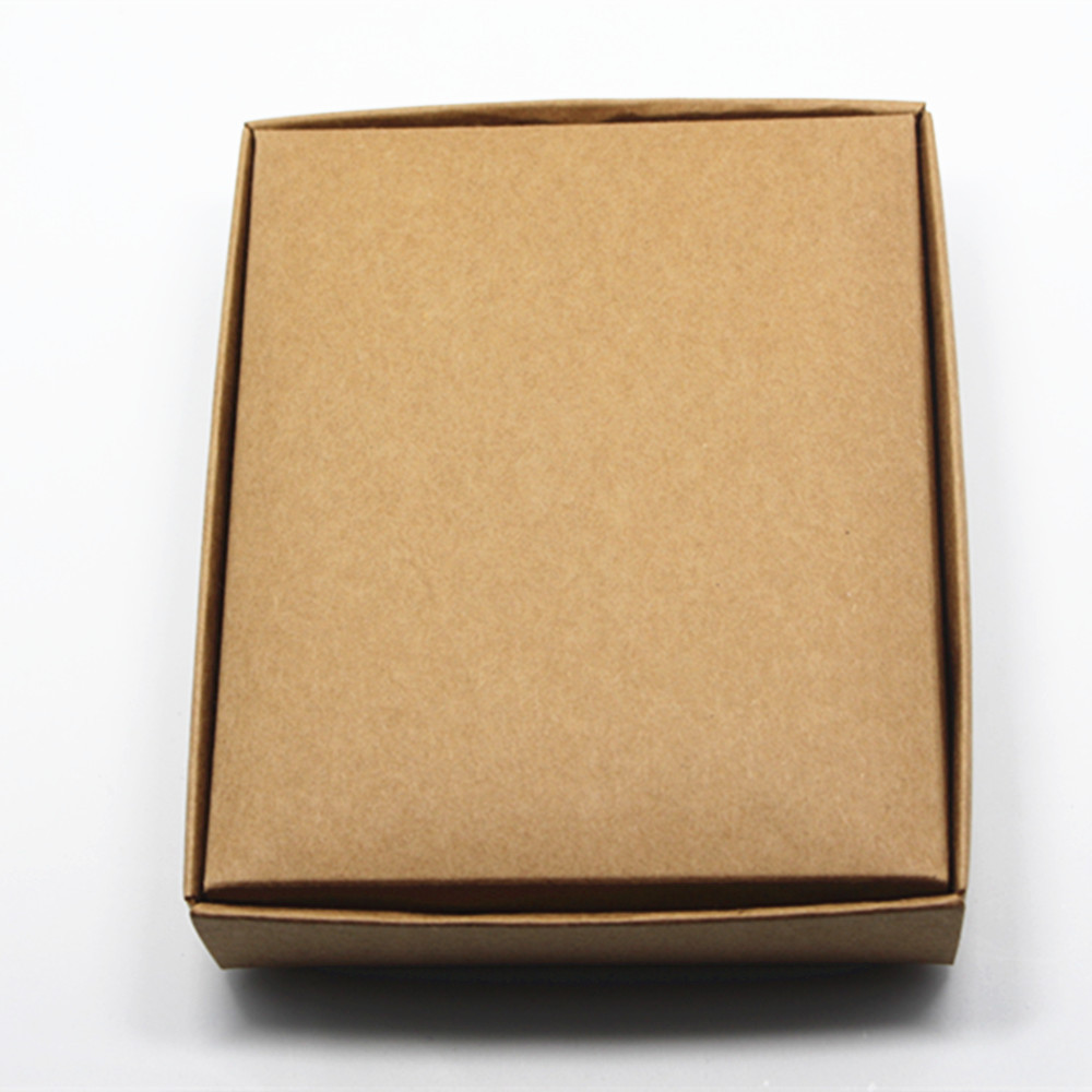 Craft hat boxes - Dhl 14 5 12 4cm 50pcs Gift Craft Jewelry Chocolate Wedding Paper Packaging Boxes Kraft