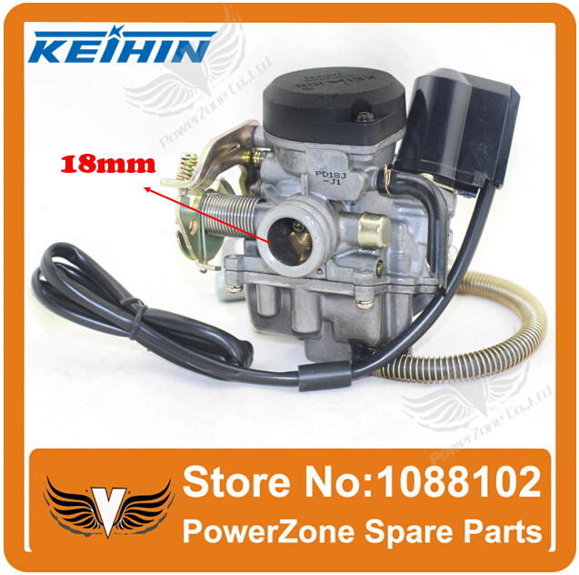 compare prices on keihin cvk carburetors online shopping buy low keihin cvk pd18j 18mm carburetor fit motorcycle gy6 50cc scooter moped pd18 engine 139qmb 139qma abm