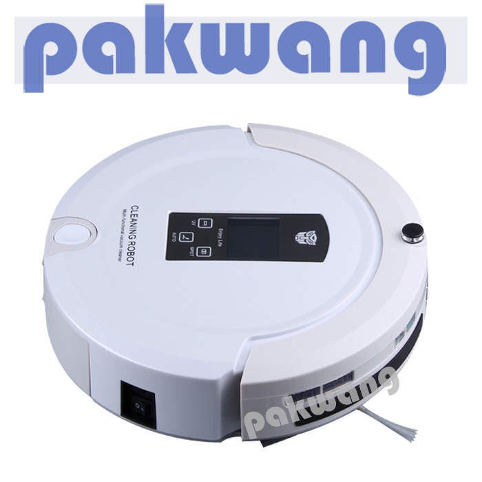 Bluetooth Mini Robotic Vacuum Cleaner for Home APP Bluetooth Remote Control,rechargeable vacuum cleaner(China (Mainland))