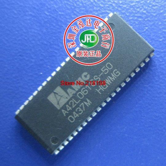 Здесь можно купить  Free shipping  10pcs/lot  A42L0616S-50   SOJ42   Электронные компоненты и материалы