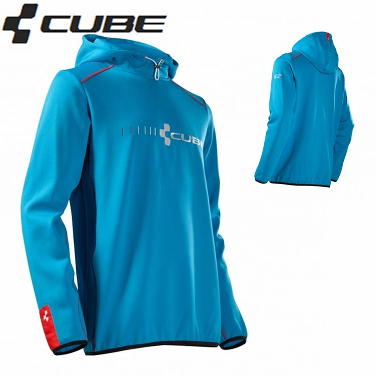 2015 Newest men's Cube bike Cycling long jersey Bike jacket outdoor clothing quick-drying casual male sports Bike hoodies MTB(China (Mainland))
