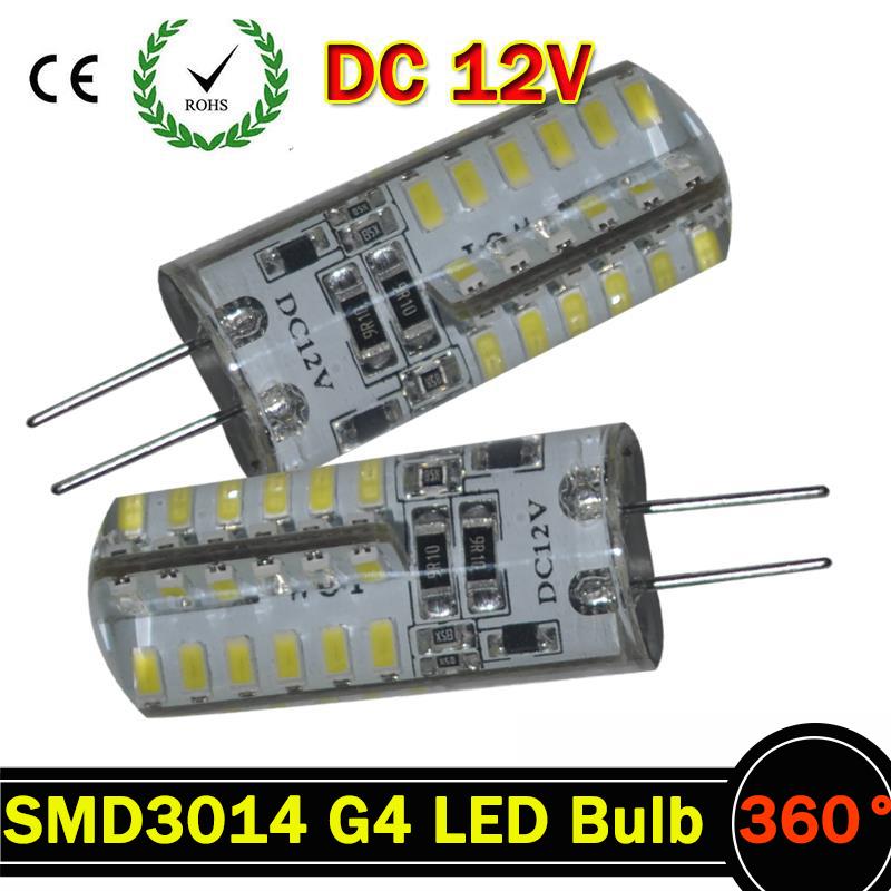 Гаджет  1Pcs G4 LED Lamp DC 12 V / AC 220V 110V SMD 3014 1W 3W 5W 6W 7W Replace 30W/60W Halogen Lamp 360 Beam Angle LED Lampada Bulb None Свет и освещение