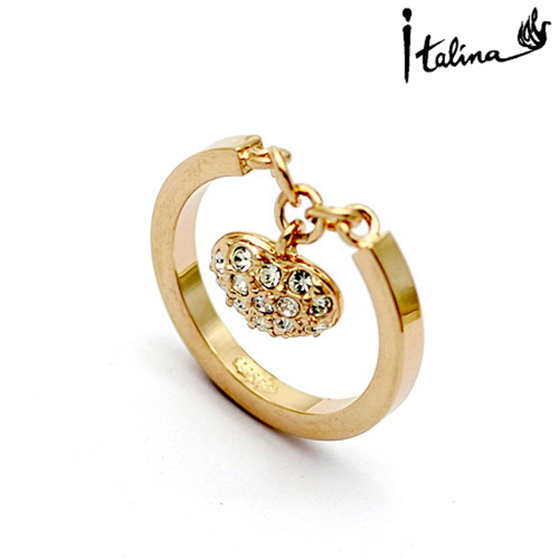 Aliexpress Buy New Sale Real Italina Rings for women Genuine Austria Cr