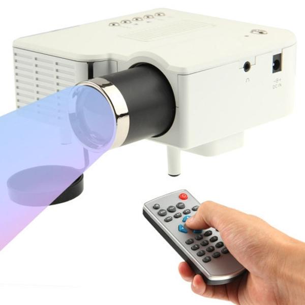 Проектор Other HD 1080P /proyector HDMI VGA AV Mini Projectors