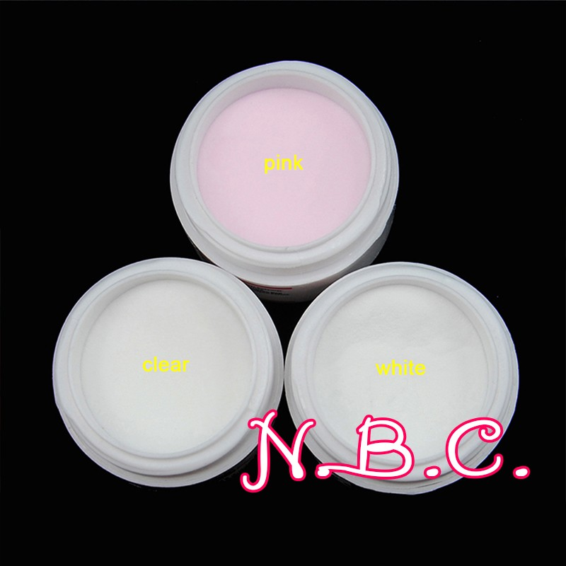 1 Acrylic powder 3pcs