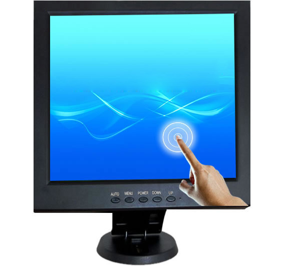 """10.4"""" desktop touch screen monitor innovative products with 5-wire Resistive touch panel(China (Mainland))"""