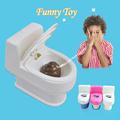 Hot Sell Halloween Spray Water Toilet Closestool Vent Jokes Gags Pranks Maker Trick Fun Novelty Funny