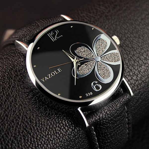 Quartz Watch Women Watches Brand Luxury 2016 Wristwatch Female Clock Wrist Watch Lady Quartz watch Montre