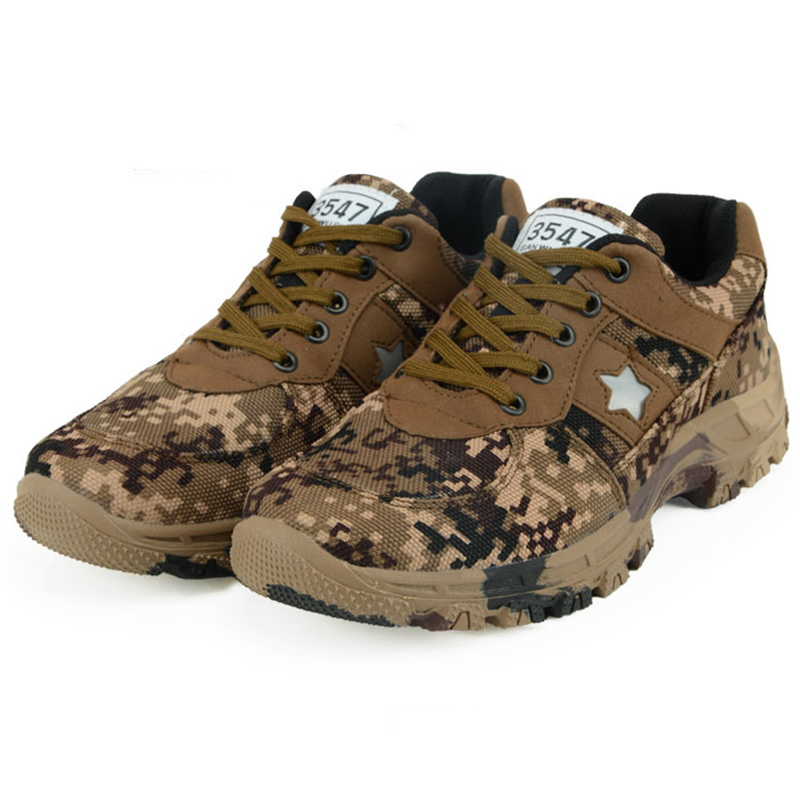 2015 New free shipping outdoor camouflage shoes professional climbing shoes high-top lace-up mens hiking shoes sport sneaker<br><br>Aliexpress