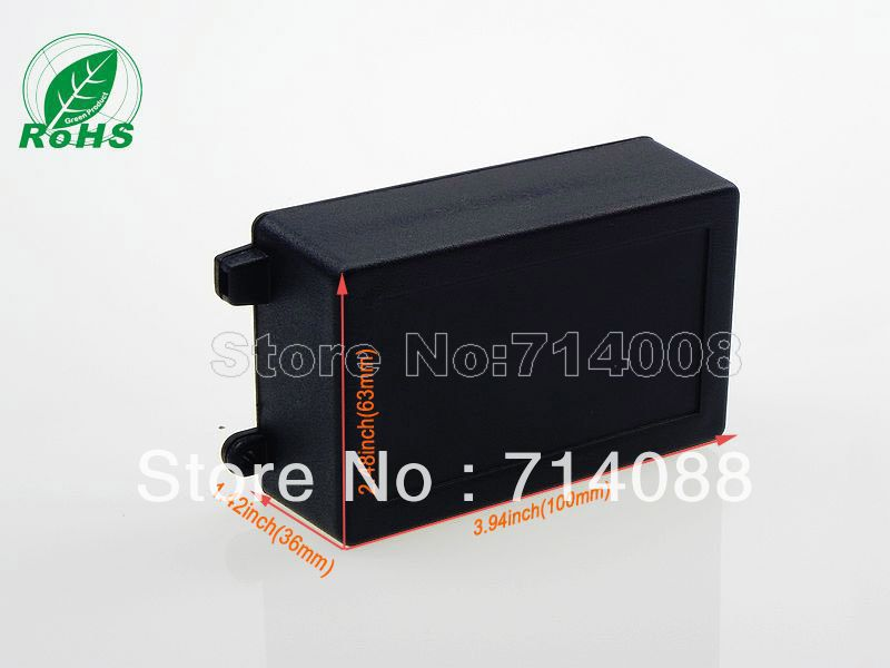 container instrument enclosure custom cases project box100*63*36mm3.94*2.48*1.42inch box - Shenzhen Futian District Xinda Electronics Sale Department store
