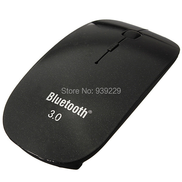 Brand New Slim Bluetooth 3 0 Wireless Mouse for Windows 7 XP Vista For Android 3