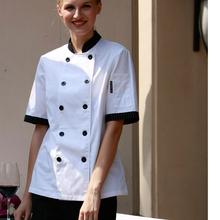 Шеф-повар куртки  от Checkedout chef для Женщины, материал 65% поли 35% хлопок артикул 32304143424