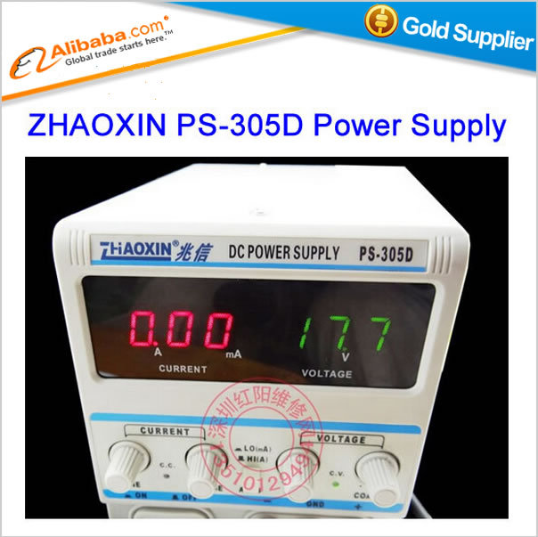 free shipping Adjustable DC Power Supply ZHAOXIN PS-305D 30V 5A, 110/220V adjustment led power supply<br><br>Aliexpress
