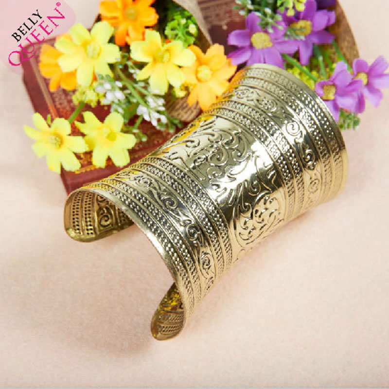 2016 High quality women tribal belly dancing bracelet cheap belly dance accessories for sale(China (Mainland))