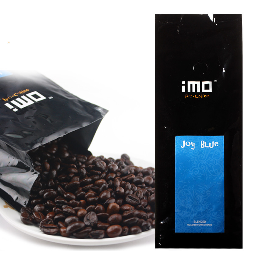 High-quality 500g Coffee Beans Roasted Baking charcoal Original green food slimming coffee lose weight slimming Coffee tea